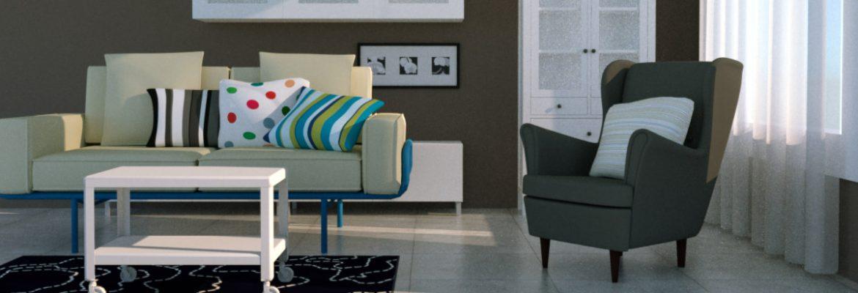 180 modelos 3D de IKEA para Sweet Home 3D